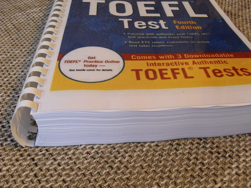 toefl ibt essay length