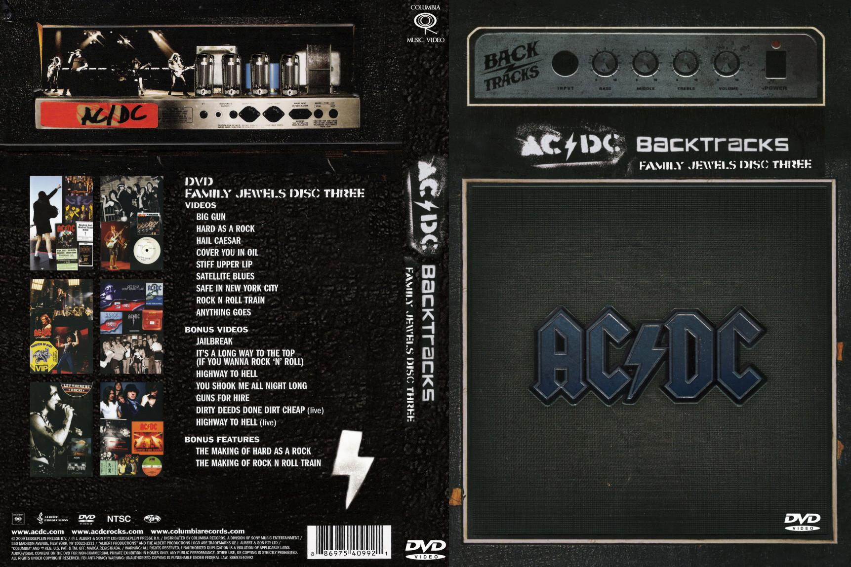 AC/DC - Family Jewels (Pedido)
